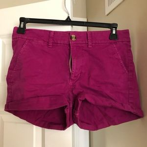 Stretch American Eagle high waisted shorts